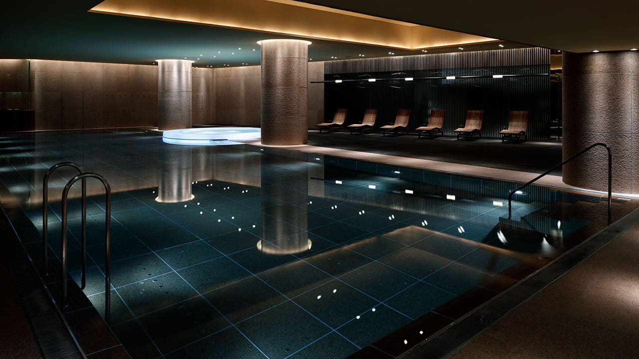 indoor pool 2 - Nagomi Spa and Fitness