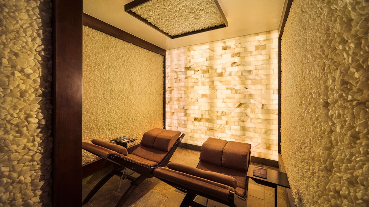 Spa Salt Room