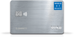 Hyatt Chase Credit Card